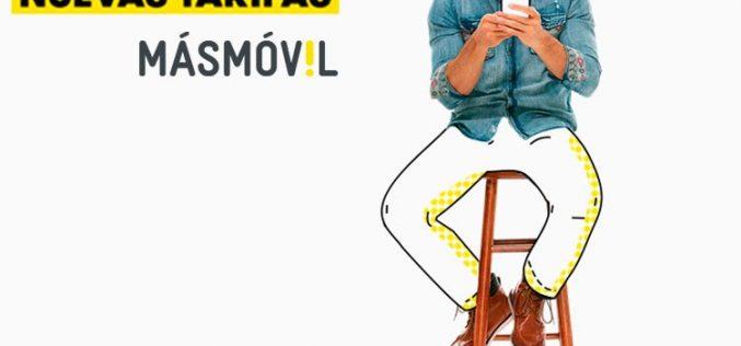 Masmóvil también reparte gigas su tarifa de fibra y móvil económica