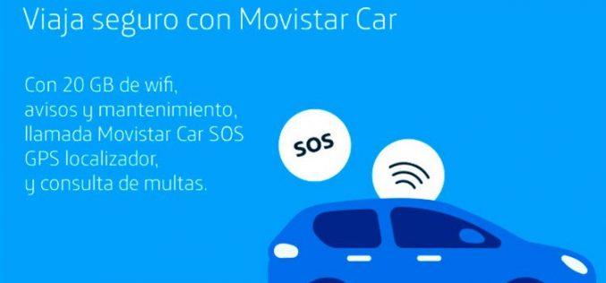 Movistar Car sigue en la carrera: se actualiza con el doble de gigas