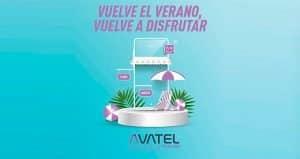 Nueva oferta Avatel septiembre 2021