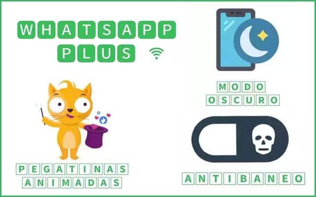 WhatsApp Plus: funciones extra
