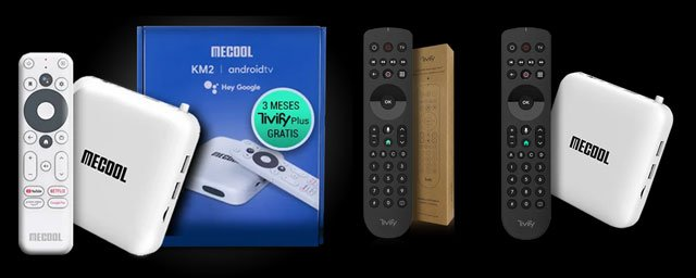 reproductores de streaming de Tivify