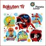 canal Planeta Junior TV en Rakuten TV