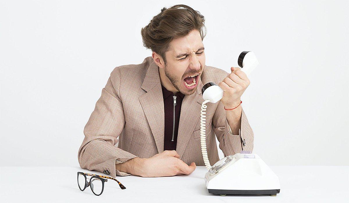 fin llamadas comerciales operadores