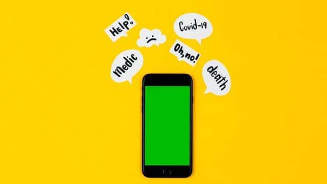 Mensajes alertas móviles España