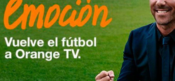 Orange renueva sus tarifas Love y redobla su apuesta por el fútbol