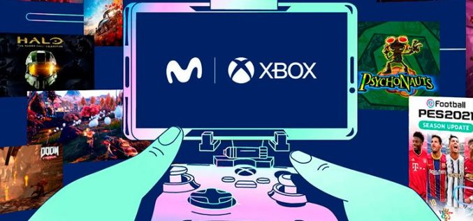 Movistar se divierte: se alía con Xbox y entra en el mundo de los videojuegos