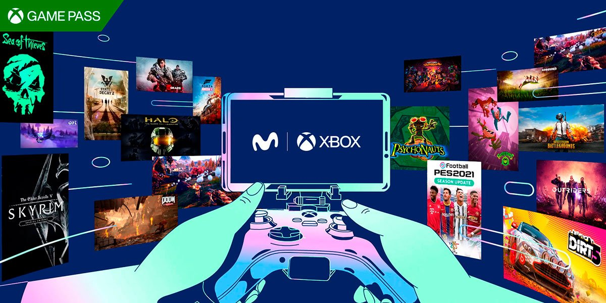 videojuegos Xbox Movistar