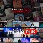 Atresplayer Premium vs Mitele Plus