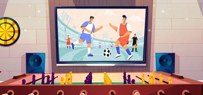 El fútbol sigue presente en Vodafone, pero solo en bares y locales de apuestas