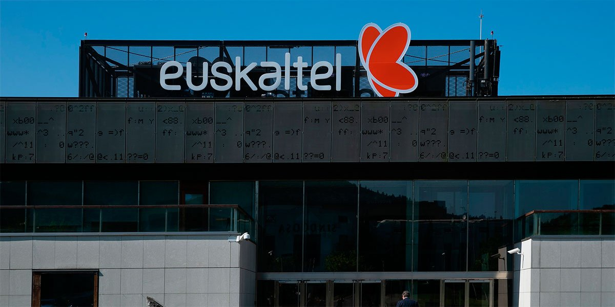 sede del grupo Euskaltel