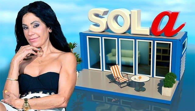 reality show Sola, en Mitele Plus