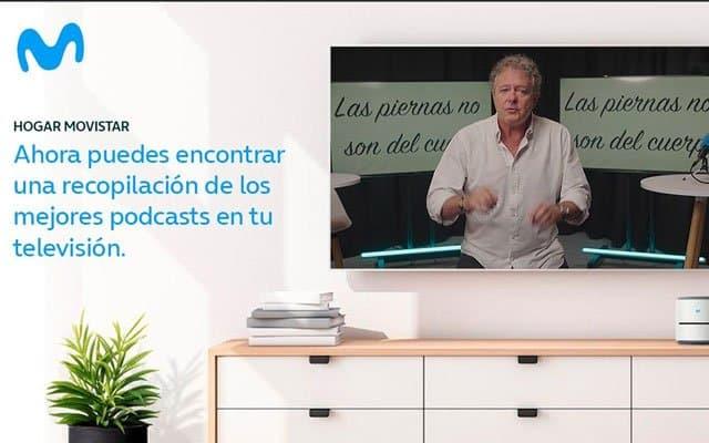 videopodcast de Las-piernas no son del cuerpo, en Movistar+