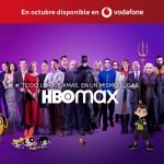 HBO Max en Vodafone TV