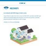 Neo WiFi de Digi, router Mesh