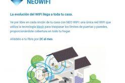 Digi incorpora Neo WiFi a través de dos routers con tecnología Mesh