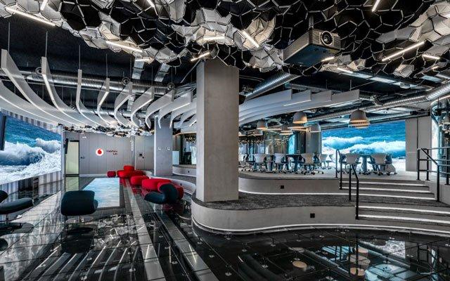 Vodafone Lab, en Madrid