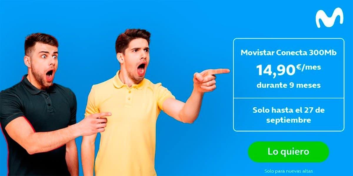 oferta estudiantes Movistar Conecta