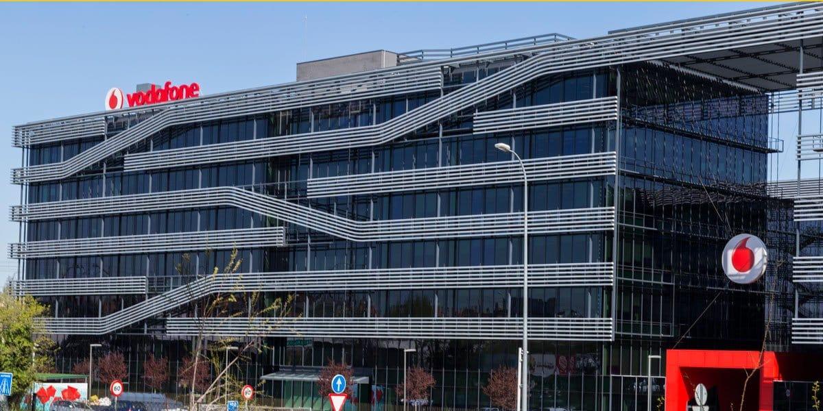 sede de Vodafone en Avenida de América, en Madrid
