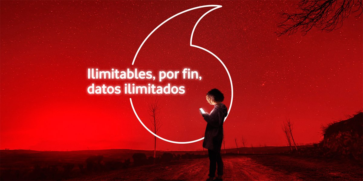 Vodafone lanza datos ilimitados dias tarifas Lite Mas