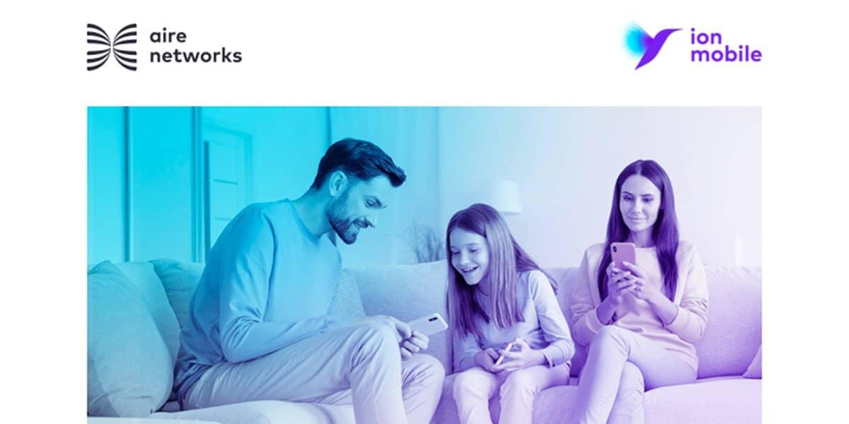 Nuevos servicios tarifas Ion Mobile otoño 2021