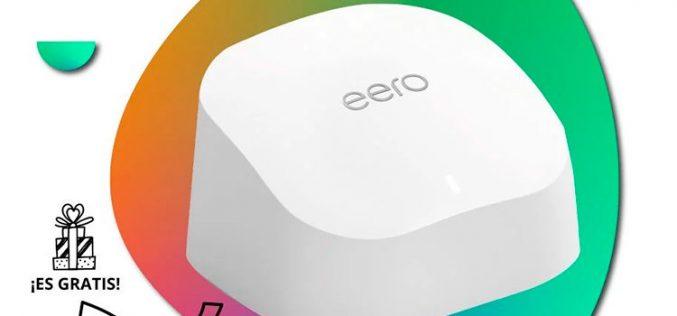 Adamo despliega el potencial de su fibra óptica con el router eero 6 de Amazon